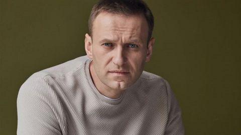 Команда Алексея Навального разместила карту России с Крымом