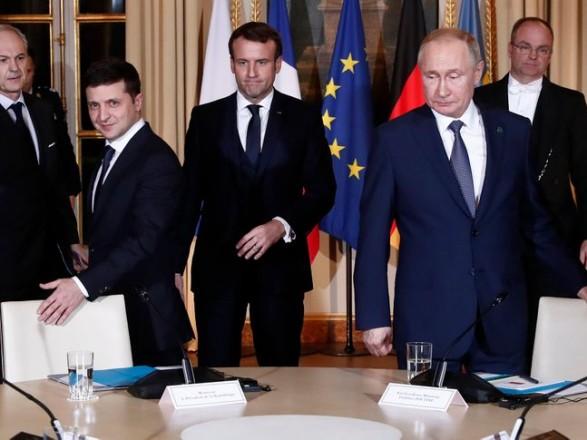 Арестович не исключил разговор Зеленского с Путиным по Донбассу