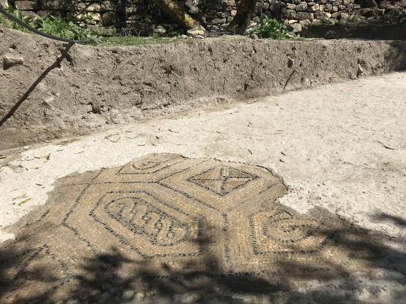 В Испании обнаружили остатки величественной римской усадьбы IV века