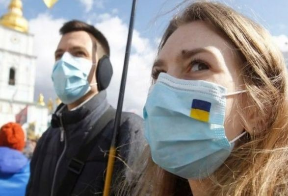 В Украине уже 1,632 млн случаев COVID-19, за сутки - 17 424