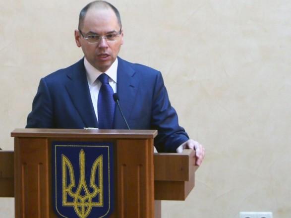Степанов: коммерческого рынка COVID-вакцин нет, но Украина заинтересована в завозе фармкомпаниями