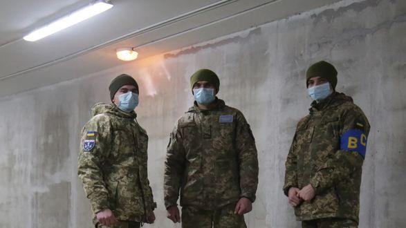 В ВСУ за сутки обнаружили 251 новый случай COVID-19, два человека умерли