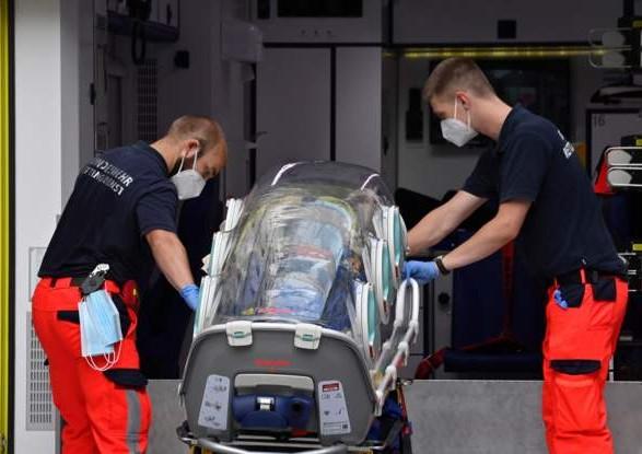 Умер еще один врач госпиталя, где после отравления лежал Навальный