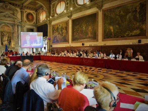 Украина запросила срочное заключение Венецианской комиссии по законопроекту о ВСП
