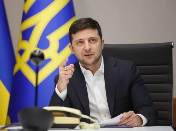 Президент Зеленский отметил наградами работников театра