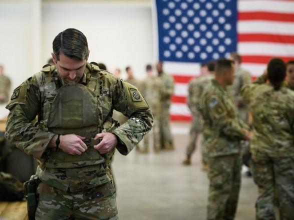 Войска США в Европе повысили уровень боевой готовности до максимального из-за обострения на Донбассе