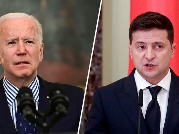 Белый Дом подтвердил разговор Байдена и Зеленского: о чем говорили президенты