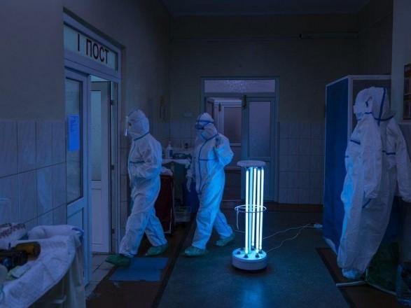 В Украине очередной антирекорд больных на COVID-19: за сутки более 20 тысяч