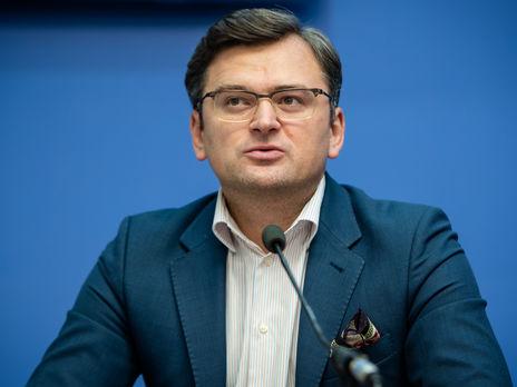 Кулеба обсудил с главой ОБСЕ обострение Россией ситуации с безопасностью: попросил дополнительные базы на границу с РФ