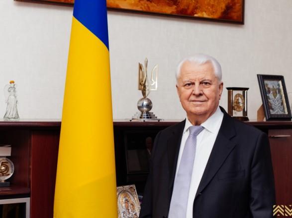 Кравчук: прогресса в работе ТКГ нет, так как РФ этого не хочет