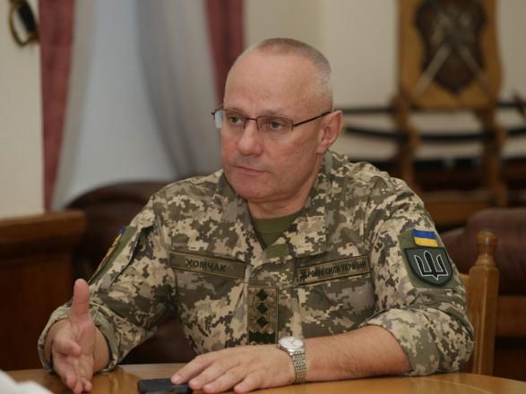 Хомчак: за последние годы Вооруженные Силы Украины стали настоящим щитом Европы