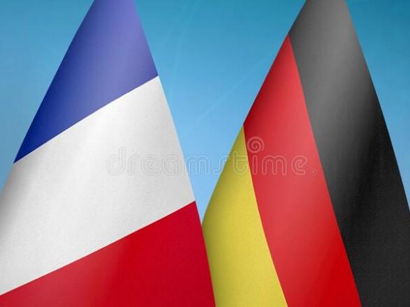 Германия и Франция обеспокоены ростом числа военных РФ у границ Украины