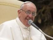 Папа Римский призвал на Пасху к прекращению гонки вооружений и примирению в Украине и Сирии