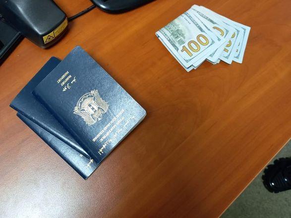 Громадянин Сирії у харківському аеропорту намагався за 1,5 тис. доларів підкупити прикордонника
