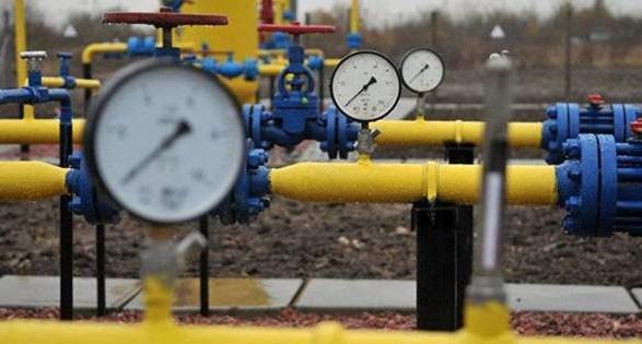 Транзит российского газа через Украину сокращается