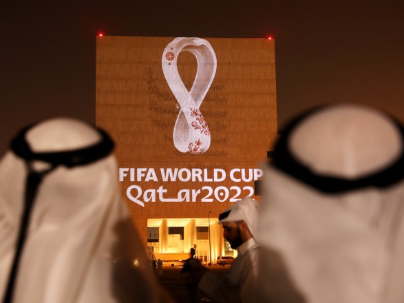 Украина готова помогать Катару в организации ЧМ по футболу в 2022 году - Зеленский