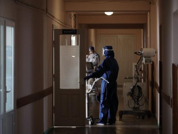 """""""Достаточно напряженный период"""": Степанов говорит, в больницах более 47 тыс. COVID-больных"""