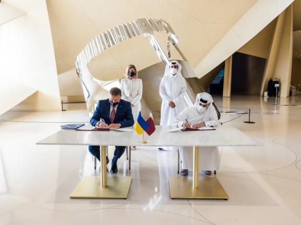 В Национальном музее Катара внедрят украиноязычный аудиогид