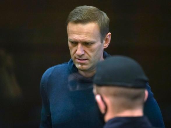 Навального из колонии перевели в медико-санитарную часть