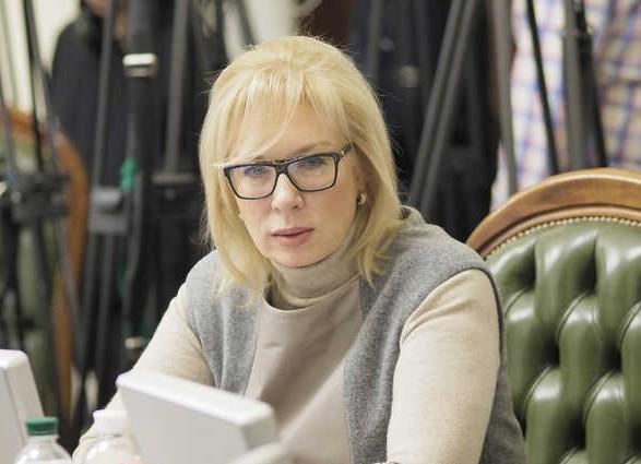 Денисова: В плену в ОРДЛО находятся 280 граждан Украины, еще 258 – пропали без вести
