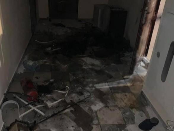 Поджег квартиру с женой и детьми: экс-депутату Киевсовета сообщили подозрение