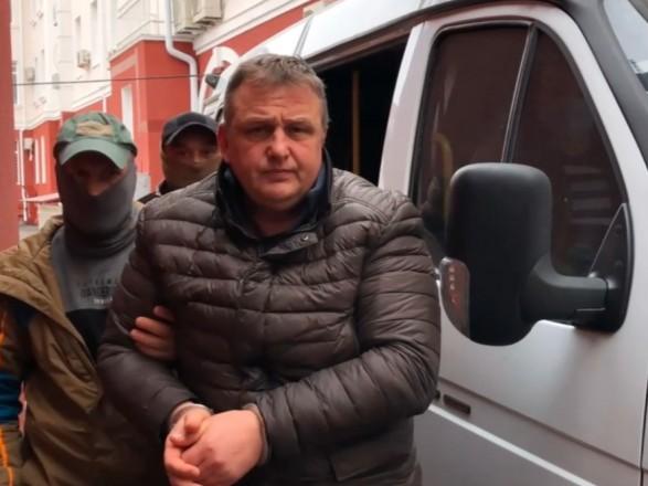 Арестованного в Крыму Есипенко снова вывозили на следственные действия без независимого адвоката