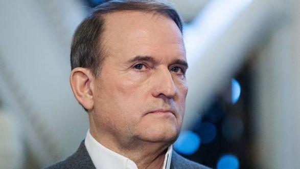 Суд постановил взыскать с Медведчука 140 тыс. грн по делу против книги о Стусе