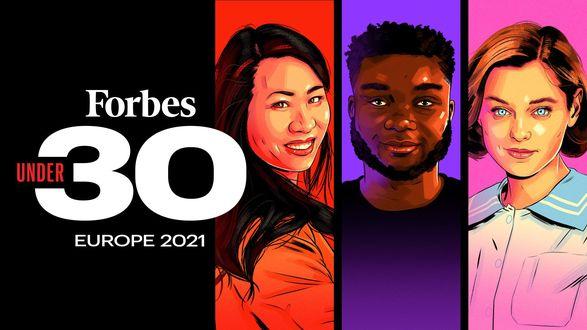 Девять украинцев попали в европейский рейтинг Forbes Under 30 - 2021