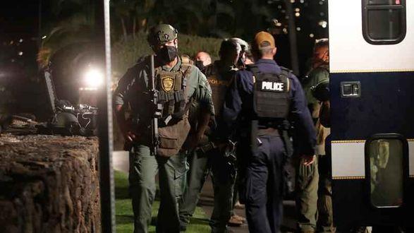 Вооруженный мужчина устроил стрельбу в отеле на Гавайях