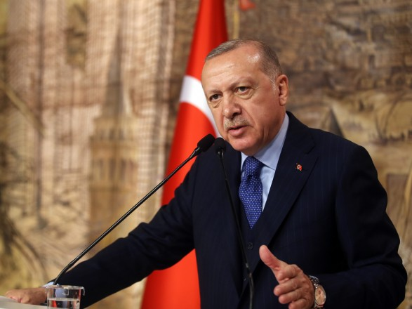 Эрдоган: Турция хочет, чтобы Украина и Россия решили проблемы мирным путем
