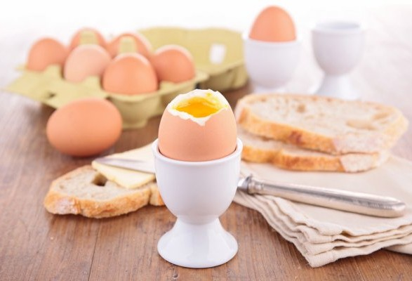 В Украине снизилась стоимость хлеба, яиц и картофеля
