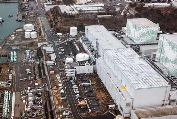 Япония решила спустить в океан воду с АЭС Фукусима