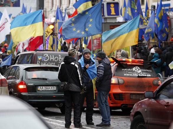 """""""Автомайдан"""": экс-судье сообщено о подозрении в препятствовании проведению митингов и демонстраций"""