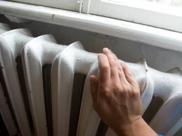 От отопления в Киеве отключили 62% жилых домов