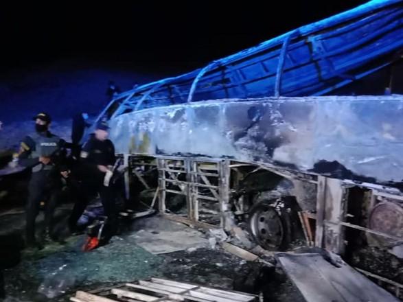 Страшное ДТП с автобусом в Египте: 20 человек сгорели заживо, трое пострадали