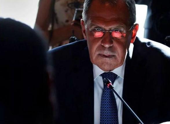 Россия вышлет 10 американских дипломатов - Лавров