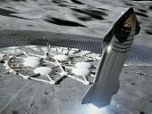 SpaceX створить для NASA корабель, який висадить астронавтів на Місяць