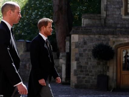 В Великобритании прошли похороны принца Филиппа: каким было прощание