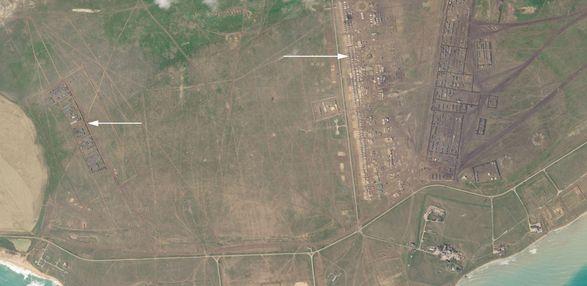 В оккупированном Крыму Россия построила новый военный лагерь - СМИ