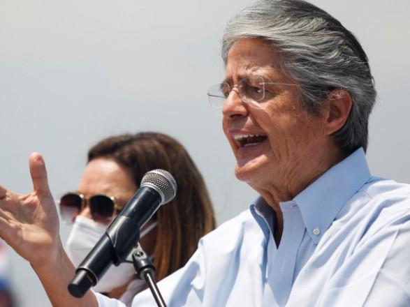 Гильермо Лассо победил во втором туре президентских выборов в Эквадоре