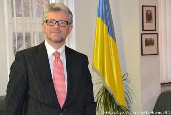 Посол назвал включение Украины в НАТО долгом Германии перед Киевом