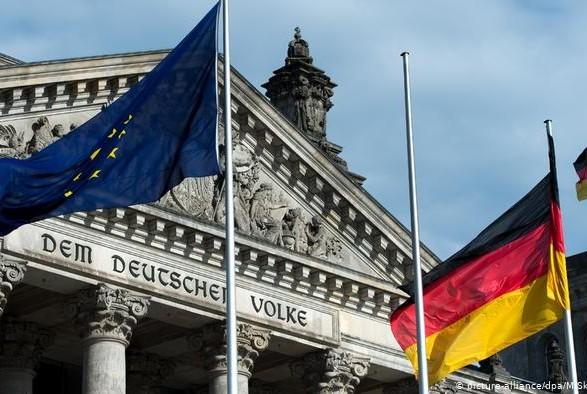 В Бундестаге заявили о поддержке Украины из-за передислокации российских войск