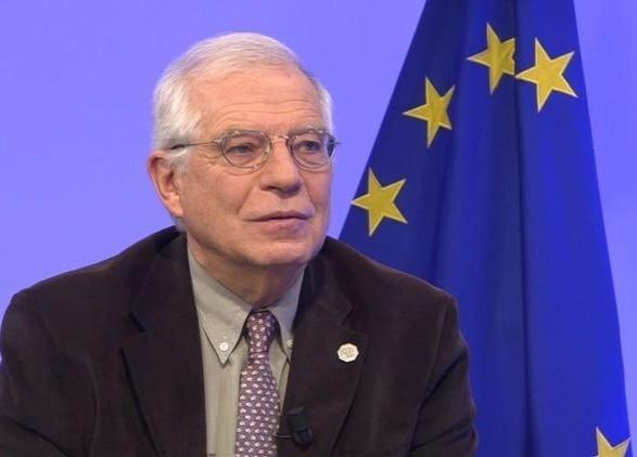 ЕС пока не работает над новыми санкциями против России - Боррель