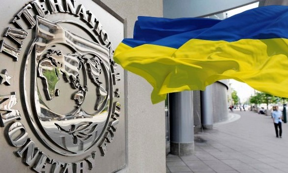 Украина ожидает транш от МВФ до сентября