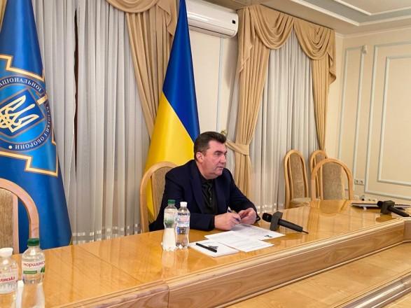 Данилов об эскалации агрессии РФ: мы мониторим ситуацию круглосуточно и разрабатываем различные сценарии реагирования
