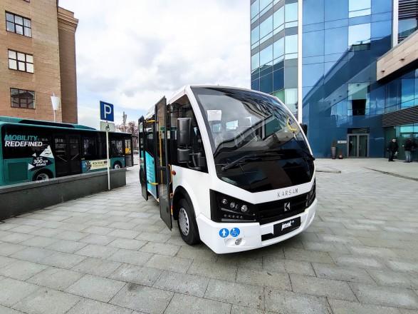 Турецкая Karsan заявила о поставках автобусов для Харькова и подтвердила их будущую сборку в городе