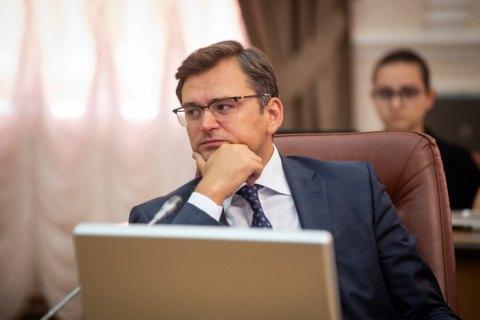 Кремль не ответил на предложение Зеленского встретиться с Путиным на Донбассе - Кулеба