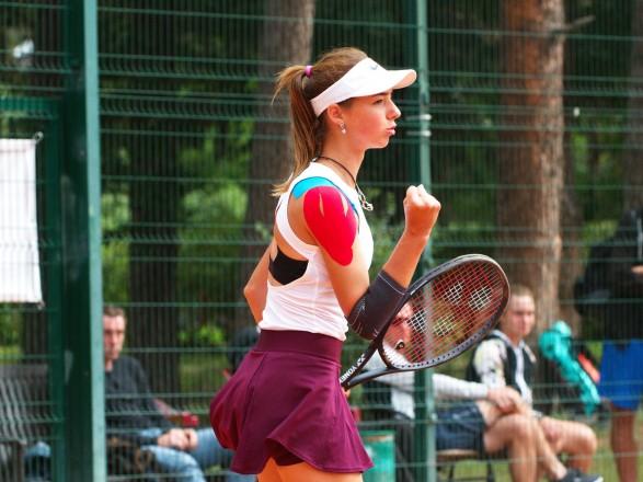 Теннис: юная украинка завоевала десятую подряд победу на международных турнирах