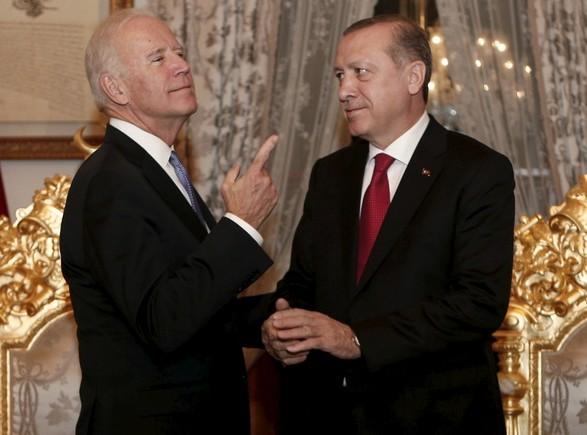 Байден договорился с Эрдоганом о встрече в июне