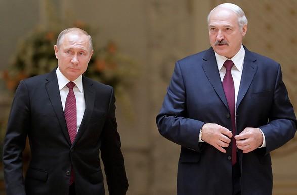 У Кремлі завершилися 4-годинні переговори Путіна та Лукашенка: про що йшлося